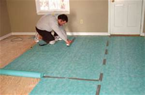 installing a laminate floor extreme how to With how to put down hardwood floors on concrete