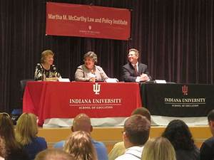 McCarthy Institute focuses on legal challenges facing ...