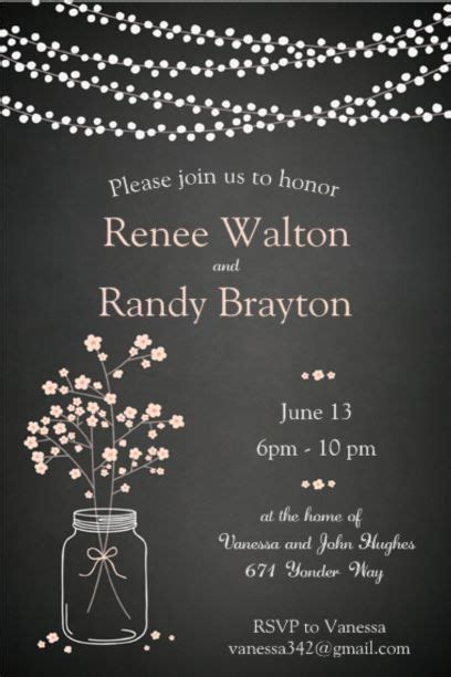 Engagement Party Invitations NEW selections Summer 2020