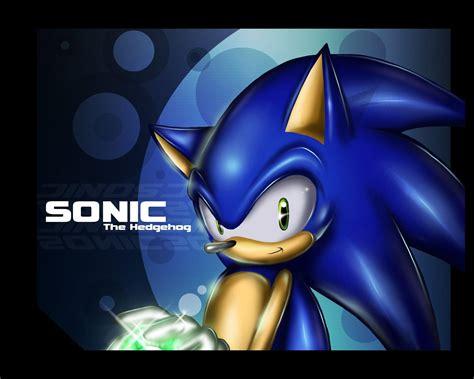 Cool Sonic Hedgehog