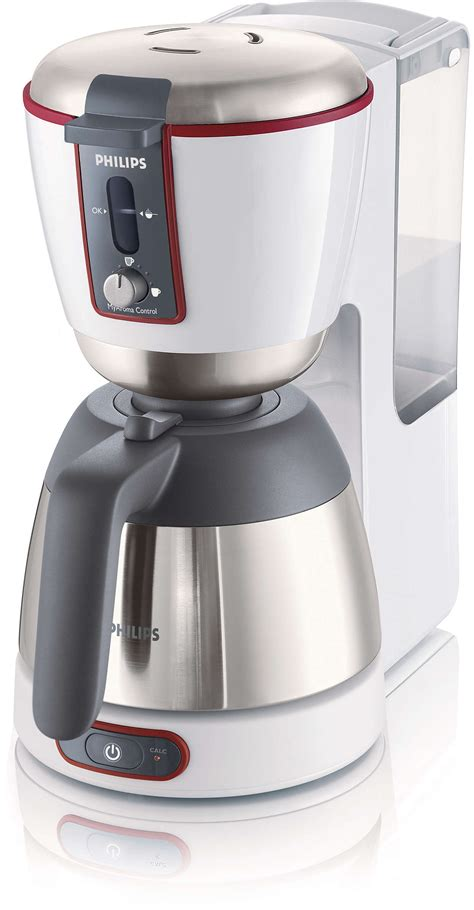 philips kaffeemaschine mit thermoskanne essentials kaffeemaschine hd7692 30 philips