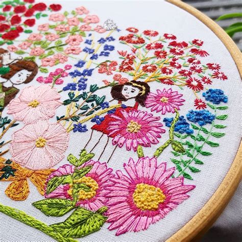 examples  embroidery inspiration thatll