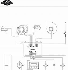 Cumberland Stove Works Mf3700  Mf3800 Wiring Diagram Figure 34