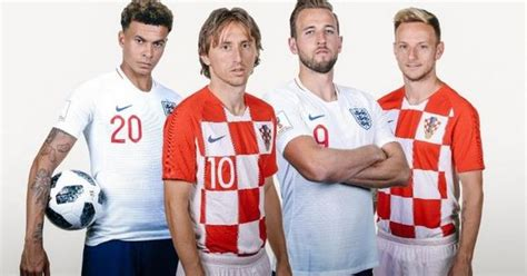 Fifa World Cup England Croatia Schedule Live