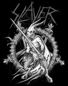 8 Best Slayer tattoo images in 2019 | Slayer tattoo, Metal bands, Heavy metal bands