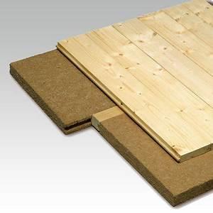 Isolation Phonique Plancher Bois Existant : panneaux isolants support planchers bois massif pavatherm ~ Edinachiropracticcenter.com Idées de Décoration