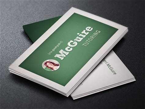 Free Education Business Card Templates (3) Business Card Address Font Size Artistic Background Apec Travel Australia Fees Requirements Processing Time Treat Box Ad Agency Boxes 500