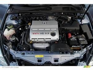 2008 Toyota Solara Sle V6 Convertible 3 3 Liter Dohc 24
