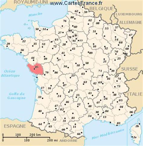 euromaster grenoble siege vendee carte plan departement de la vendée 85