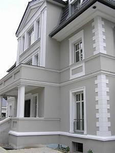 Hausfassade Weiß Anthrazit : die besten 25 fassadenfarbe grau ideen auf pinterest wei e fassade h user farbe grau und ~ Markanthonyermac.com Haus und Dekorationen