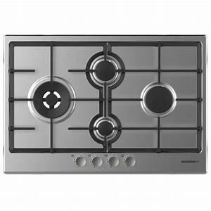 Dimension Plaque De Cuisson : table de cuisson gaz rosieres rtg74wfbin privadis ~ Dailycaller-alerts.com Idées de Décoration
