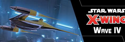 X-wing Wave 4 Announced