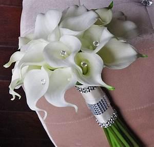 Silk Flower Wedding Bouquet Turquoise Aqua Aruba Blue