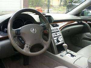 2008 Acura Rl - Interior Pictures