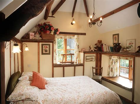 ideas for bedrooms self catering cottage country cottage
