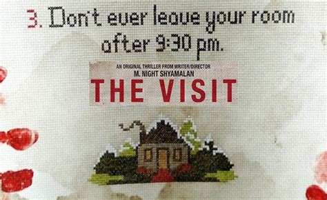 The Visit (Film) - TV Tropes