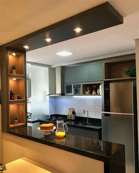 barra de cosina casas pequenas en  cocinas
