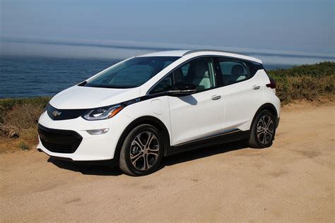 Chevrolet Bolt Ev Green Car Reports' Best Car To Buy 2017