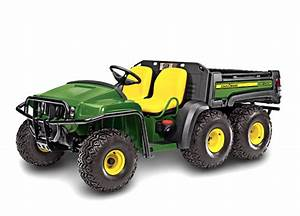 John Deere Th 6x4 Work Utility Vehicles Gator