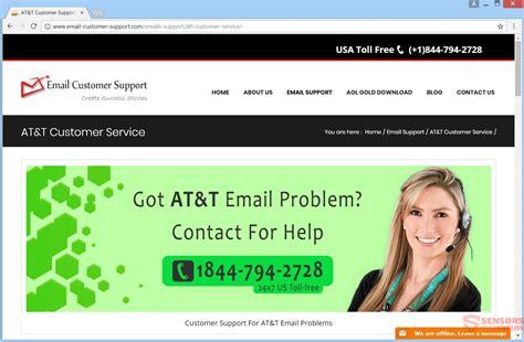 Remove Emailcustomersupportcom Scam