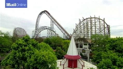 Tallest Wooden Roller Coaster