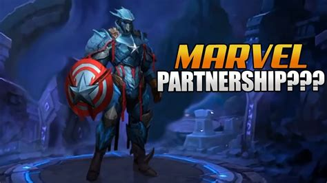 Mobile Legends 2018 Marvel Partnership???