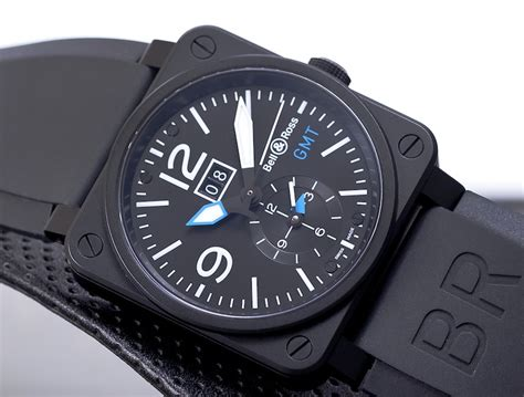 bell ross br  gmt twg limited edition ablogtowatch
