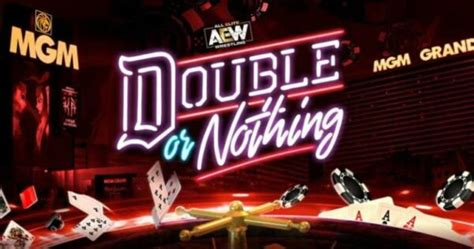 AEW Double Or Nothing 2021 Guide: Match Card, Predictions