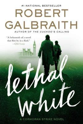 Lethal White by Robert Galbraith. Audiobook Dec 2019 ...