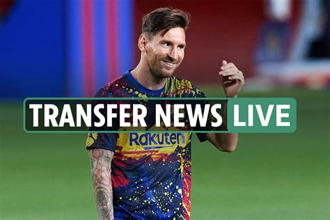 Transfer News LIVE: Messi STAYS at Barcelona, Suarez ...
