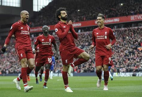Liverpool 2-0 Chelsea: Salah ridiculous objective and Mane ...