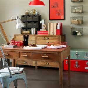 Home Design Furnishings Work In Coziness 20 Farmhouse Home Office Décor Ideas Digsdigs