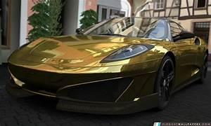 Ferrari SP1 OR Fond D39cran HD Tlcharger Elegant