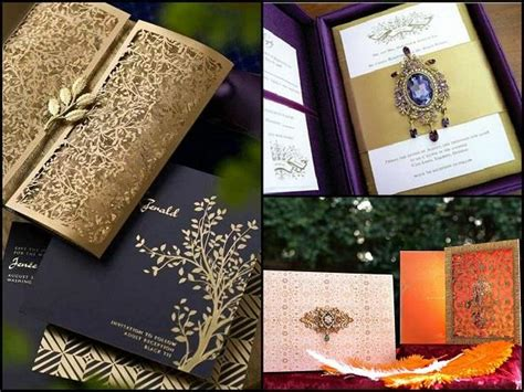unique  creative wedding card designs   style