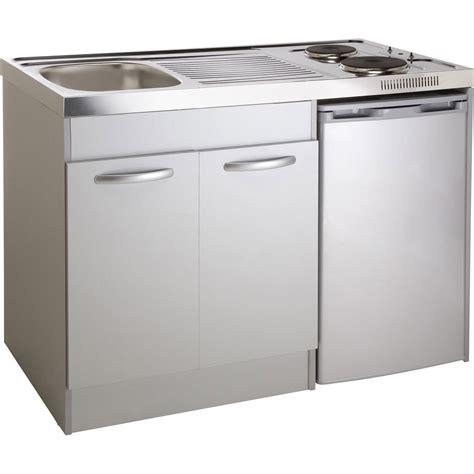 cours de cuisine 92 kitchenette electrique gris aluminium h 92 5 x l