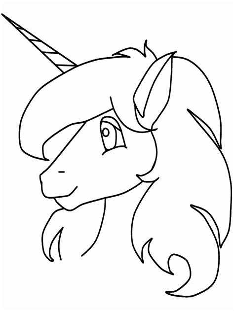 Coloring Unicorn Pages by Unicorn Coloring Pages Coloringpages1001