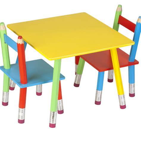 table et chaises enfants table et chaise enfant