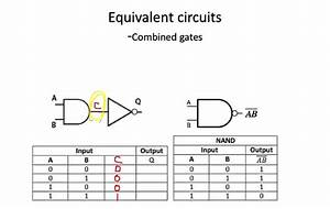 Combining Basic Digital Logic Gates And  U0026 Not With Nand