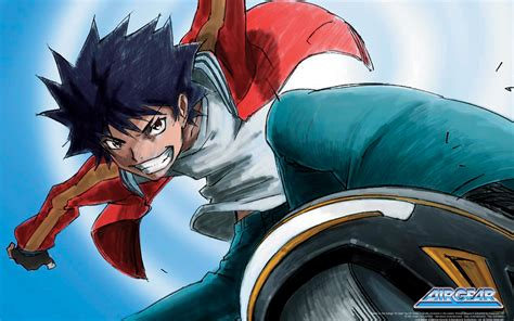 Air Gear Anime Wallpaper - air gear hd wallpaper and background 1920x1200 id