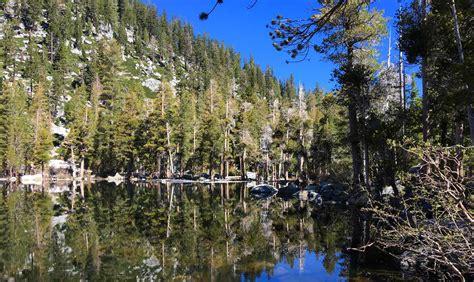 granite lake eldorado county desolation wilderness