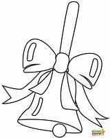 Bow Christmas Pages Coloring Printable Drawing Bell Bows Draw Google Colouring Bells Kiddycharts Minnie Mouse Cane Candy Jojo Getdrawings Printables sketch template