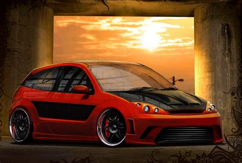 cars tuning ford focus rs  ford focus  wallpaper