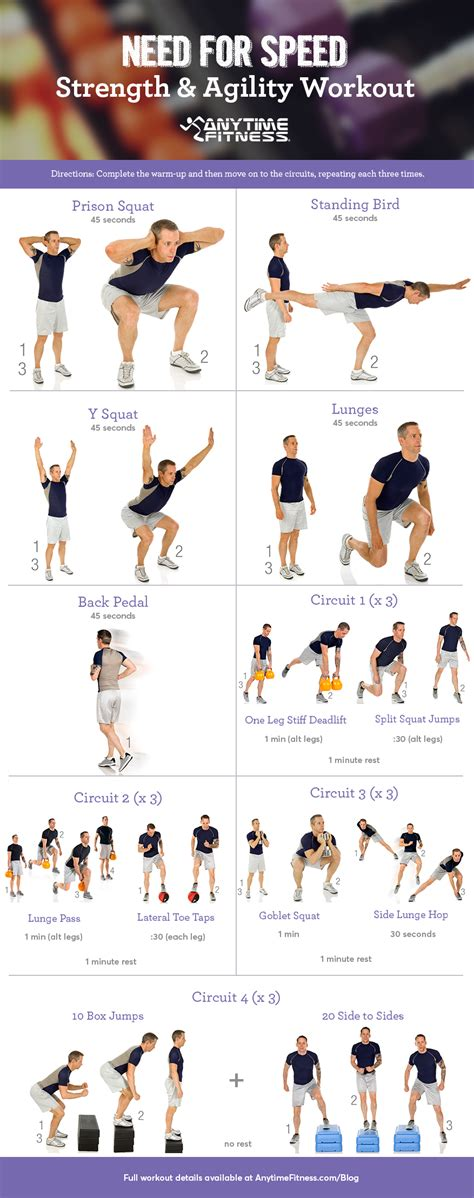 Improve Your Balance And Agility With These Speedbased