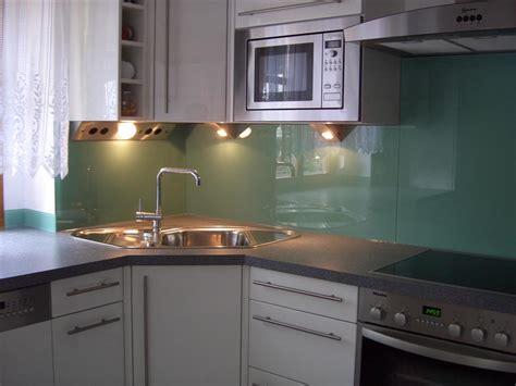 Wand Glas Küche by K 252 Chen Und B 228 Der Glaserei Weitzer