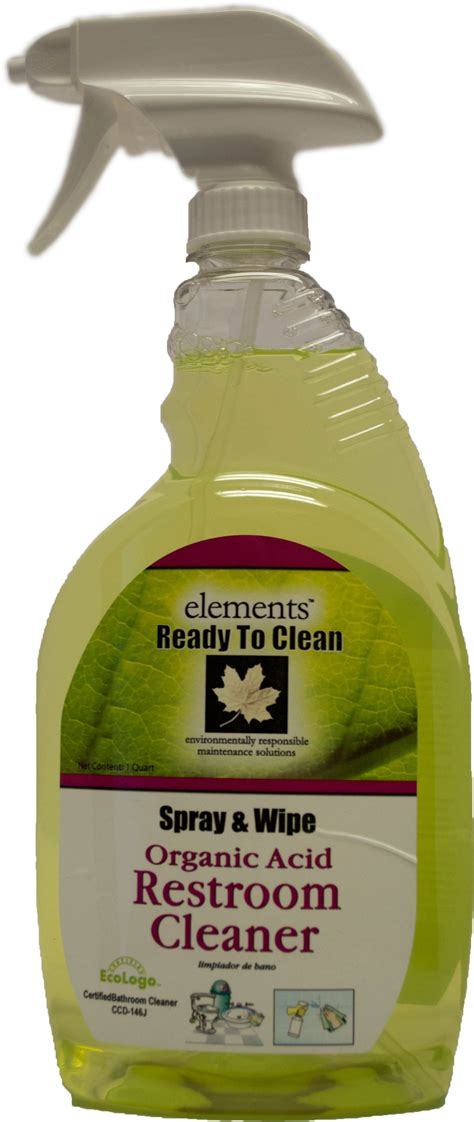 mpc organic acid restroom cleaner engleside products