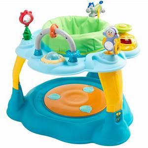 Table Eveil Bebe : centre d 39 veil bleu de formula baby trotteurs aubert ~ Teatrodelosmanantiales.com Idées de Décoration