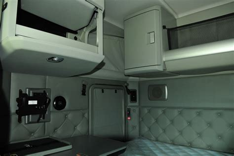sleeper interior view the sleeper interior is well seven with