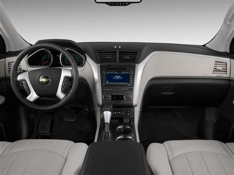 2011 Chevrolet Traverse Reviews by Image 2011 Chevrolet Traverse Fwd 4 Door Ltz Dashboard