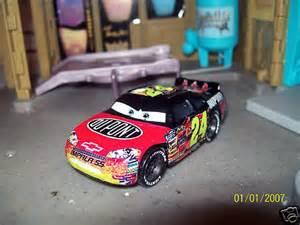 Custom NASCAR Diecast Cars Disney Pixar