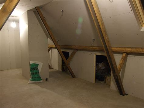 Lining Cupboards by Lining Plasterboarding The Loft Conversion